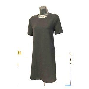 New Zara Trafaluc women's size L Black dress